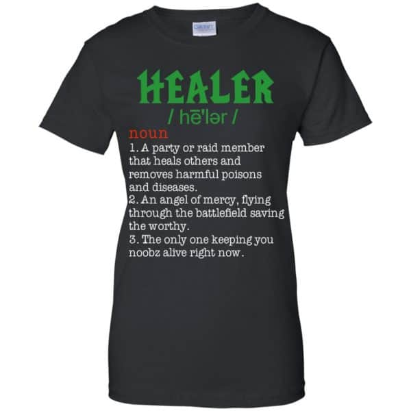 Healer Shirt, Hoodie, Tank Apparel 11