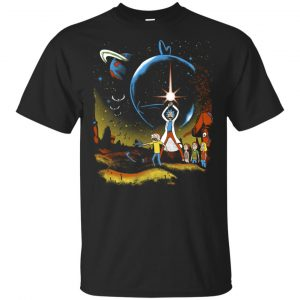 Rick And Morty: Multiverse Wars T-Shirts, Hoodie, Tank Apparel