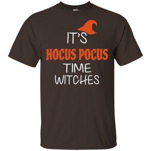 It's Hocus Pocus Time Witches Hocus Pocus Shirt, Hoodie, Tank Apparel 2