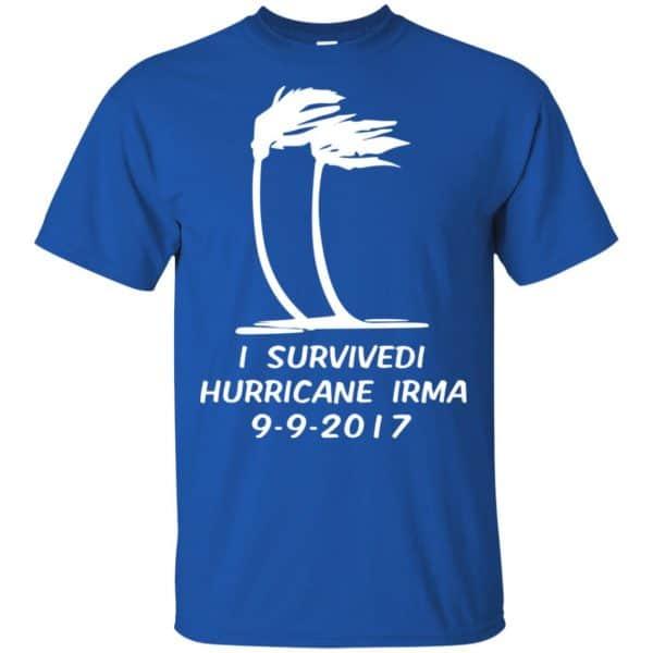 I Survived Hurricane Irma 2017 Shirt, Hoodie, Tank Apparel 5