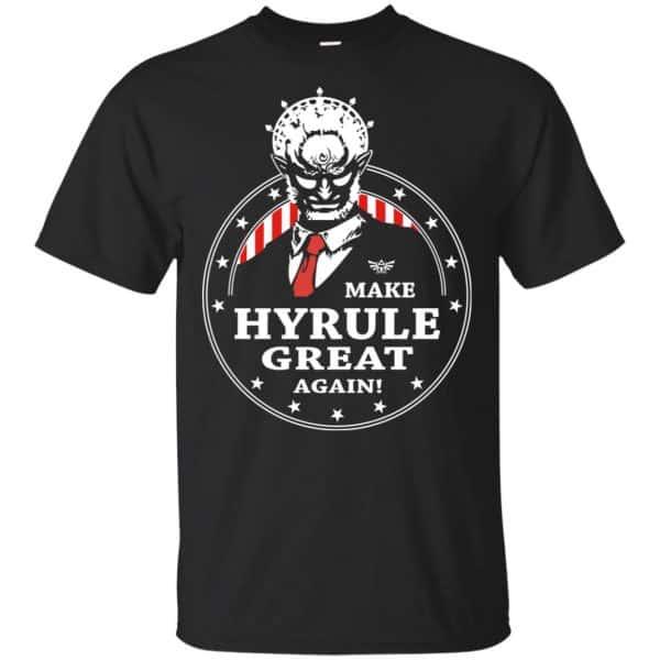 Make Hyrule Great Again Shirt, Hoodie, Tank Apparel 3