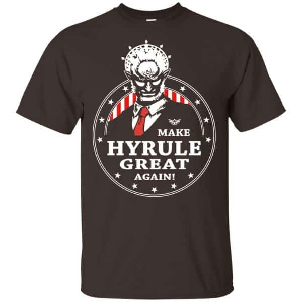 Make Hyrule Great Again Shirt, Hoodie, Tank Apparel 4