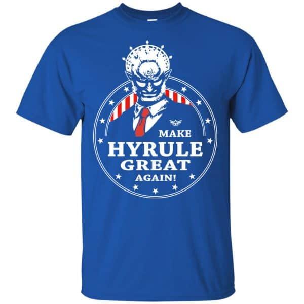 Make Hyrule Great Again Shirt, Hoodie, Tank Apparel 5