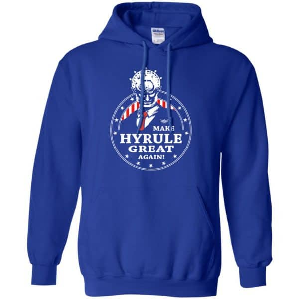 Make Hyrule Great Again Shirt, Hoodie, Tank Apparel 10