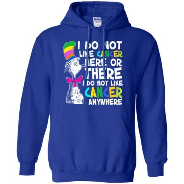 I Do Not Like Cancer Here Or There I Do Not Like Cancer Everywhere Shirt, Hoodie, Tank Apparel 10