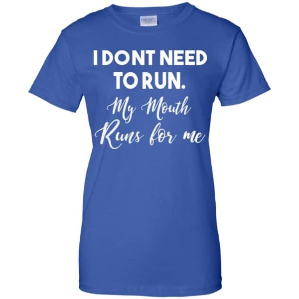 I Don't Need To Run My Mouth Runs For Me Shirt, Hoodie, Tank Apparel 14