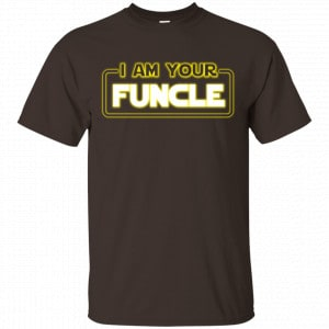 I Am Your Funcle Star Wars Shirt, Hoodie, Tank Apparel 2