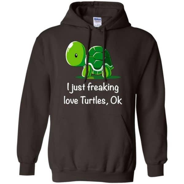I Just Freaking Love Turtles Ok Shirt, Hoodie, Tank Apparel 9