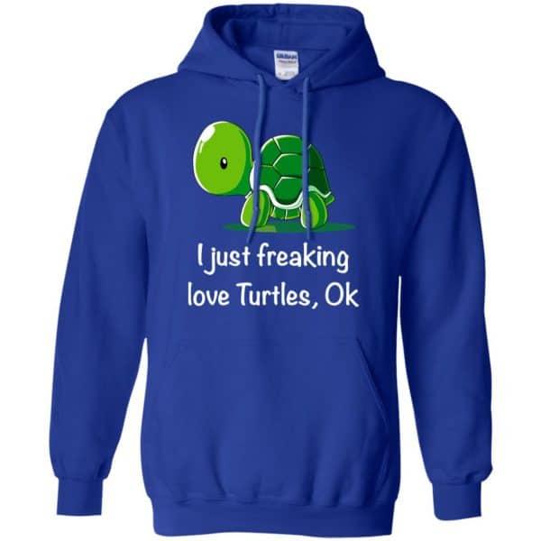 I Just Freaking Love Turtles Ok Shirt, Hoodie, Tank Apparel 10