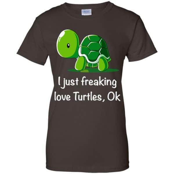 I Just Freaking Love Turtles Ok Shirt, Hoodie, Tank Apparel 12