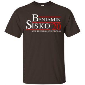 Benjamin Sisko 2020 Stop Thinking, Start Doing T-Shirts, Hoodie, Tank Apparel