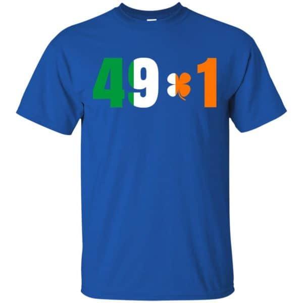 49-1 Mayweather – Conor McGregor Shirt, Hoodie, Tank Apparel 5