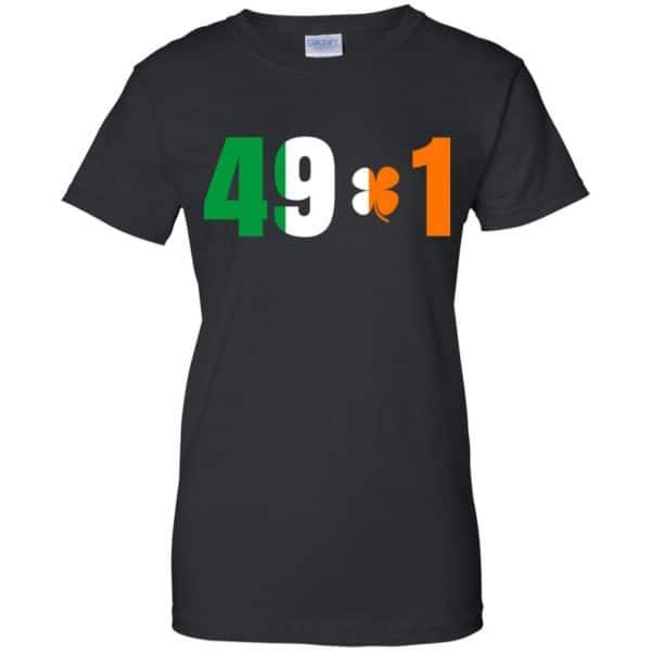 49-1 Mayweather – Conor McGregor Shirt, Hoodie, Tank Apparel 11