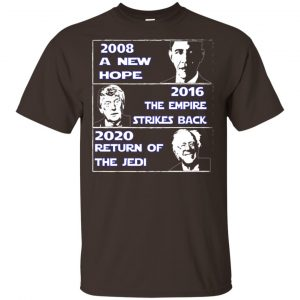 2008 A New Hope – 2016 The Empire Strikes Back – 2020 Return Of The Jedi Shirt, Hoodie, Tank Apparel
