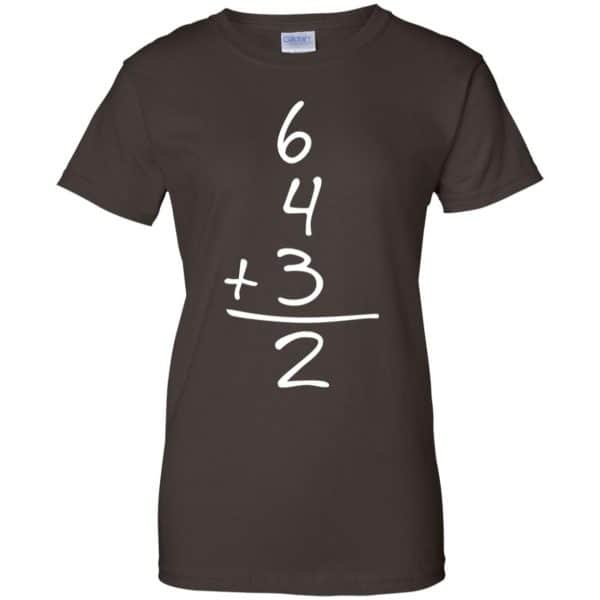 6+4+3=2 Shirt, Hoodie, Tank Apparel