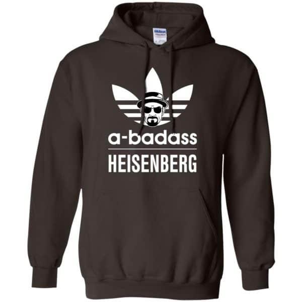 A Badass Heisenberg – Breaking Bad Shirt, Hoodie, Tank Apparel