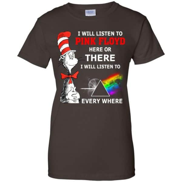 Dr. Seuss: I Will Listen To Pink Floyd Here Or There I Will Listen To Pink Floyd Everywhere Shirt, Hoodie, Tank Apparel 12