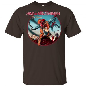 Armored Maiden The Hunter T-Shirts, Hoodie, Tank Apparel
