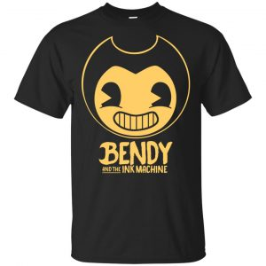 Bendy And The Ink Machine Shirt, Hoodie, Tank