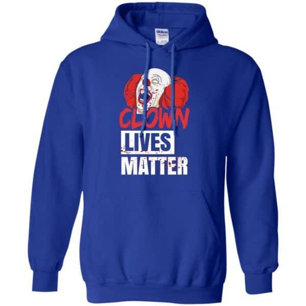 Clown Lives Matter Shirt, Hoodie, Tank Apparel