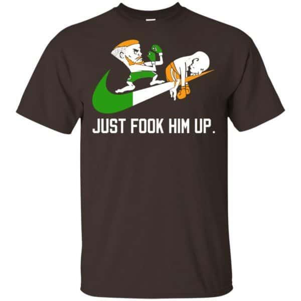 Conor McGregor – Just Fook Him Up – Conor McGregor Shirt, Hoodie, Tank Apparel 4
