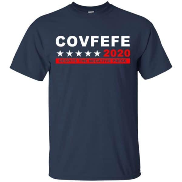 Covfefe 2020 Despite The Negative Press T-Shirts, Hoodie, Sweater Apparel 6