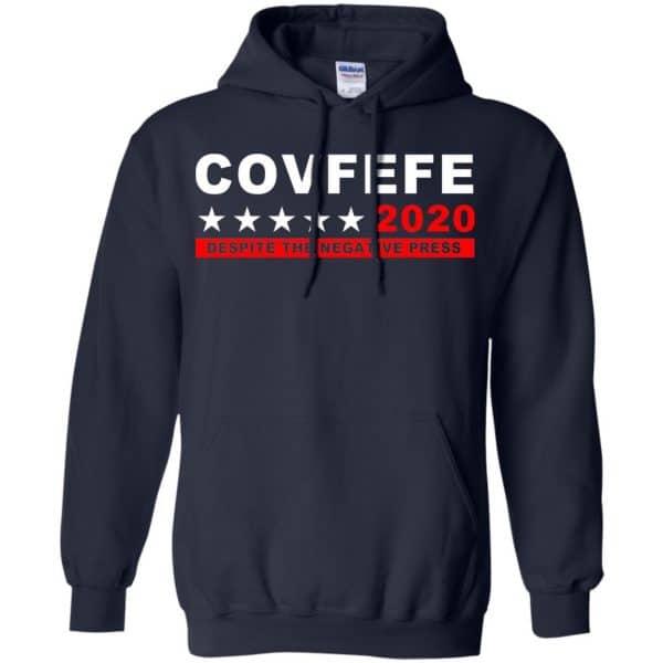 Covfefe 2020 Despite The Negative Press T-Shirts, Hoodie, Sweater Apparel 8