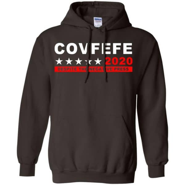 Covfefe 2020 Despite The Negative Press T-Shirts, Hoodie, Sweater Apparel 9
