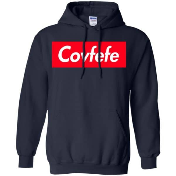 Covfefe Supreme Logo Box T-Shirts, Hoodie, Tank Apparel
