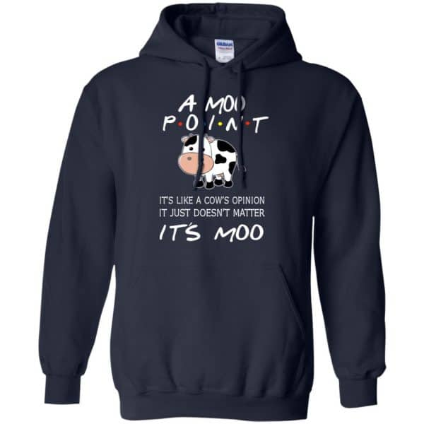 A Moo Point It's Moo – Friends Shirt, Hoodie, Tank Apparel