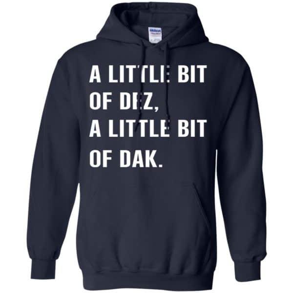 A Little Bit Of Dez, A Little Bit Of Dak Shirt, Hoodie, Tank Apparel 8