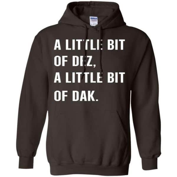 A Little Bit Of Dez, A Little Bit Of Dak Shirt, Hoodie, Tank Apparel 9