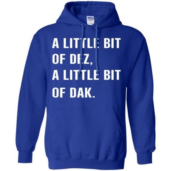A Little Bit Of Dez, A Little Bit Of Dak Shirt, Hoodie, Tank Apparel 10
