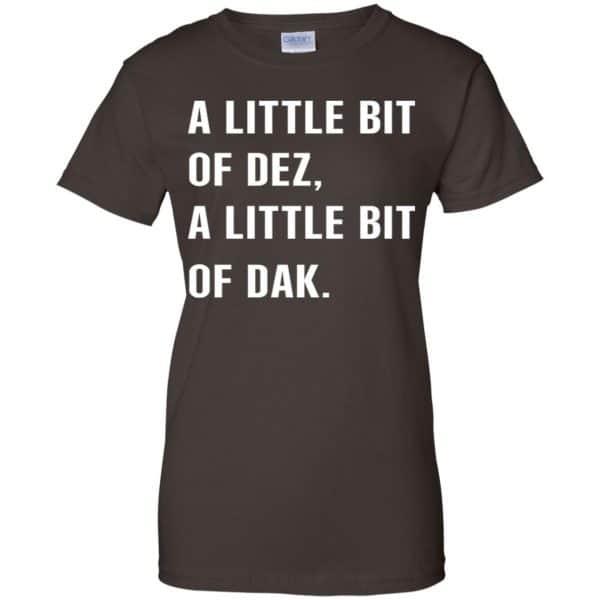 A Little Bit Of Dez, A Little Bit Of Dak Shirt, Hoodie, Tank Apparel 12