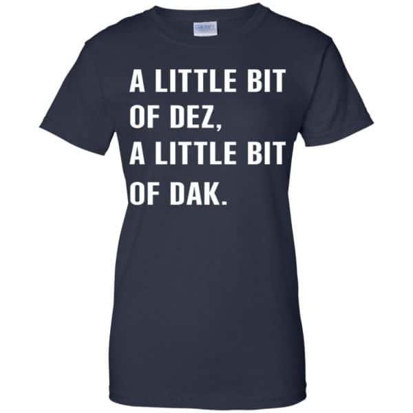 A Little Bit Of Dez, A Little Bit Of Dak Shirt, Hoodie, Tank Apparel 13