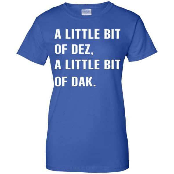 A Little Bit Of Dez, A Little Bit Of Dak Shirt, Hoodie, Tank Apparel 14