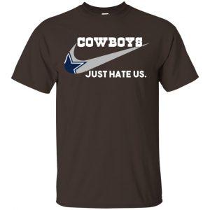 Dallas Cowboys Just Hate Us Shirt, Hoodie, Tank Apparel 2
