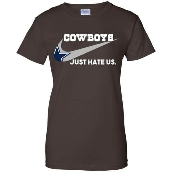 Dallas Cowboys Just Hate Us Shirt, Hoodie, Tank Apparel 12