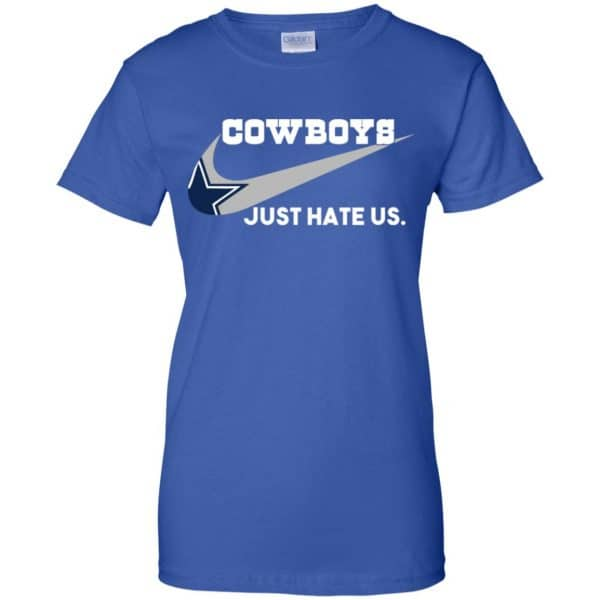 Dallas Cowboys Just Hate Us Shirt, Hoodie, Tank Apparel 14