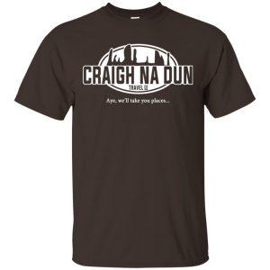 Craigh Na Dun Travel Company T-Shirts, Hoodie, Tank Apparel