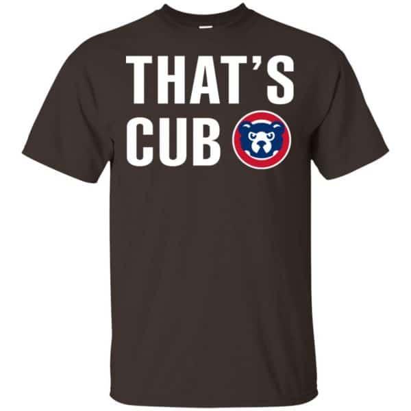 Chicago Cubs – That's Cub Shirt, Hoodie, Tank Apparel 4