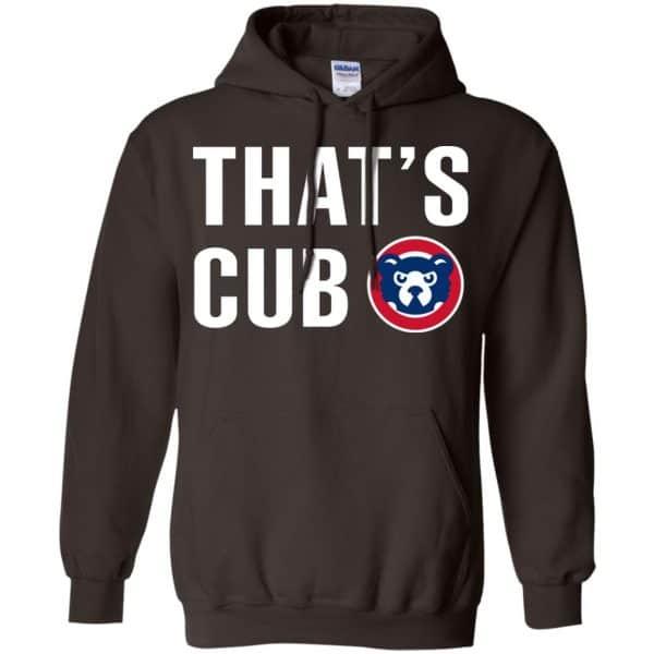 Chicago Cubs – That's Cub Shirt, Hoodie, Tank Apparel 9
