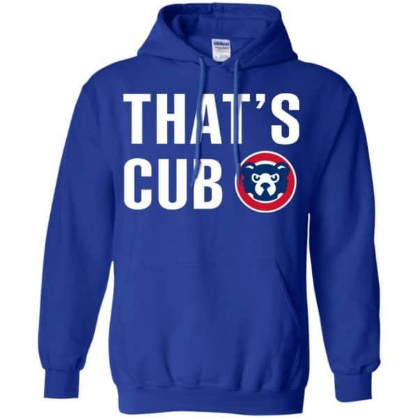 Chicago Cubs – That's Cub Shirt, Hoodie, Tank Apparel 10