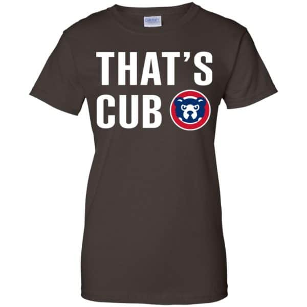 Chicago Cubs – That's Cub Shirt, Hoodie, Tank Apparel 12