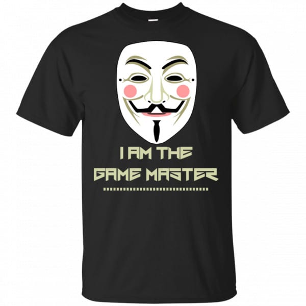 Anonymous Mask Project Zorgo Game Master Shirt, Hoodie, Tank Apparel 3