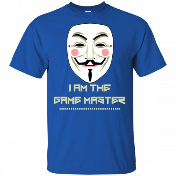 Anonymous Mask Project Zorgo Game Master Shirt, Hoodie, Tank Apparel 5