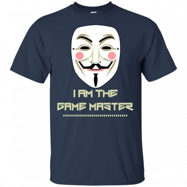 Anonymous Mask Project Zorgo Game Master Shirt, Hoodie, Tank Apparel 6