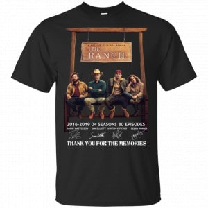 3 Years Of The Ranch Anniversary Shirt, Hoodie, Tank Apparel