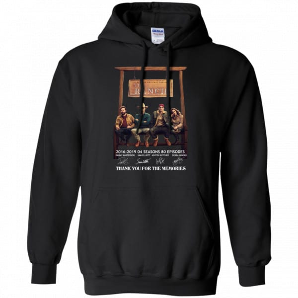 3 Years Of The Ranch Anniversary Shirt, Hoodie, Tank Apparel 7