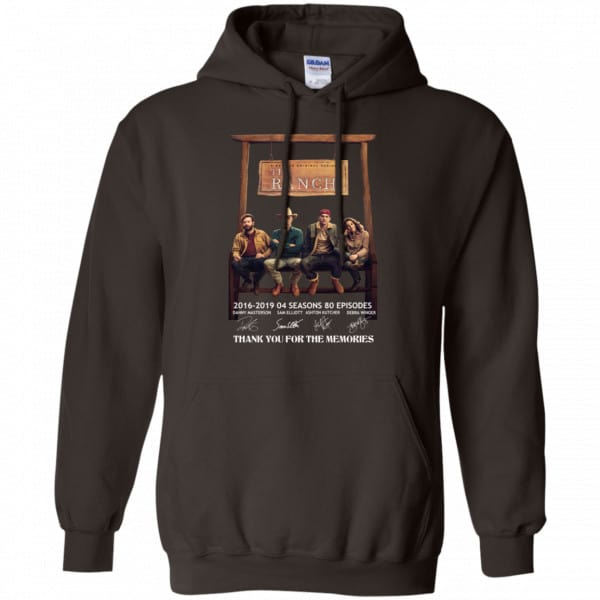 3 Years Of The Ranch Anniversary Shirt, Hoodie, Tank Apparel 9